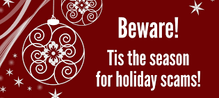 Online Shoppers Be Cautious Of Seasonal Scam Campaigns | SkyViewTek